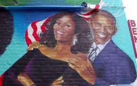 new ben u0027s chili bowl mural features the obamas and prince