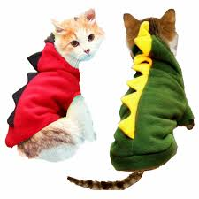 Pet Cat Halloween Costume Aliexpress Buy Warm Cat Clothes Pet Dog Costume Halloween