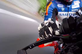 take a lap around the isle of man tt on the bmw hp4 asphalt u0026 rubber