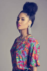 pics of black pretty big hair buns with added hair 91 best buns afro puffs black women images on pinterest hair