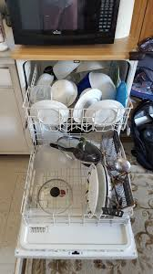 moving sale a portable kenmore ultra wash dishwasher dartlist
