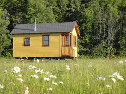 domaine floravie u0027s tiny house chalets are built with