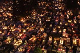 Why Do Catholics Light Candles All Saints U0027 Day Halloween And All Souls U0027 Day What U0027s The