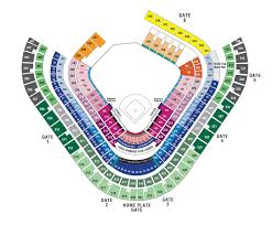 Mlb Map Angel Stadium Seating Chart Mlb Com