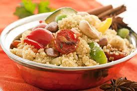 cuisine marocaine couscous couscous aux sept légumes châtelaine