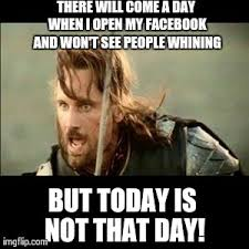 Hilarious Facebook Memes - there will come a day imgflip