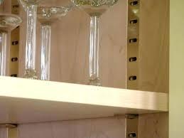 glass shelves for kitchen cabinets kitchen cabinet shelf support product description description glass