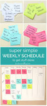 time management weekly planner template best 25 weekly schedule ideas only on pinterest school schedule super simple weekly schedule to get stuff done