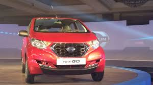 datsun datsun redi go global premiere highlights ndtv carandbike