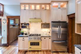light wood kitchen kitchen transitional with plate rack yellow