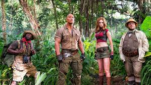 bioskopkeren good doctor jumanji welcome to the jungle starting strong at box office variety