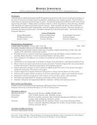 Professional Resume Electrical Engineering Resume Consultant Berathen Com
