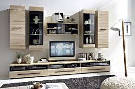 Wooden Living Room Furniture Sets 1 Brw Living Room Furniture Set Sonoma Oak Polish Black Red White