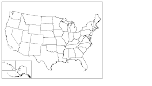 Usa Map Blank by Us Map Blank Pdf
