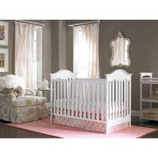 How To Convert A Crib To A Bed by Fisher Price Charlotte 3 In 1 Convertible Crib White Walmart Com