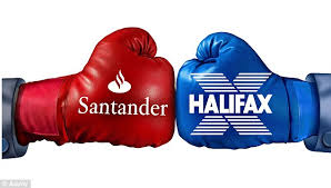 Santander Business Debit Card Which Current Account Are You Best Off Opening With High Or Low