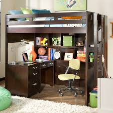 bedroom wonderful loft bed with desk be an appealing