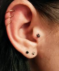 flower power 23 delicate and oh so pretty ear piercing ideas page 3