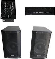 moonlight speakers bol com moonlight dj geluid set 1