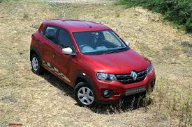 renault kwid renault kwid 1 0l official review team bhp