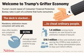 trump is creating a grifter economy the nation