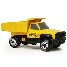 tonka steel classic quarry dump truck toys