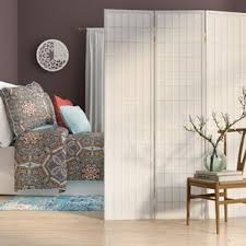 Arthouse Room Divider White Room Dividers You U0027ll Love Wayfair