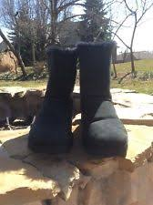 womens sheepskin boots size 11 ugg australia polson sheepskin waterproof s boots size 11 ebay