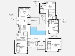 plan house design has image plan plan kitchen online kitchen
