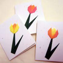 origami origami star u0026 greeting card make origami cards