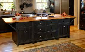 Custom Made Islands Kitchen - the most kitchen island ideas home trends laura trevey living