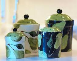 blue kitchen canister set blue kitchen canister dayri me