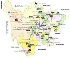 Stone Mountain Map Sichuan Maps Map Of Sichuan China Sichuan Province Maps Sichuan