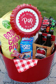 gift basket themes s day gift idea one stop pop shop