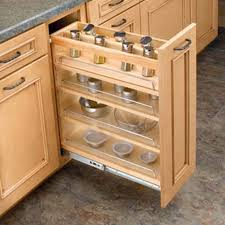 pull out drawers in kitchen cabinets base cabinet pullout organizers rev a shelf 448 series pullout