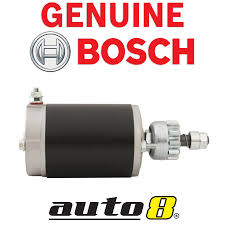 bosch starter motor suits johnson evinrude 20 25 28 30 35 hp