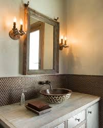 Powder Room Vanities Contemporary Photos Angelica Henry Design Hgtv