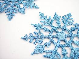 snowflake decorations for new decoration how to make