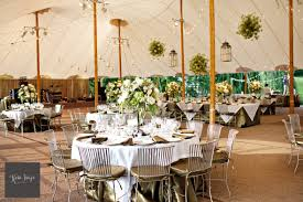 home wedding tent advice