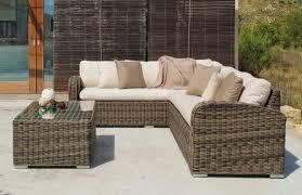 canape resine exterieur canap outdoor salon de jardin canape resine tressee canap id es de