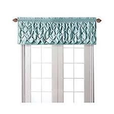 Window Valances Amazon Com Vcny Home Carmen Tailored Window Valance Window