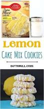 lemon cake mix cookies recipe this easy cookie recipe takes just
