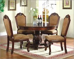 cherry kitchen table set 54 round dining room table set ansley manor round formal dining