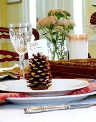 table decorations with pine cones 8 creative fall craft ideas easy diy projects for autumn
