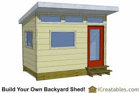 Diy Garden Shed Designs by 8x12 Shed Plans Buy Easy To Build Modern Shed Designs