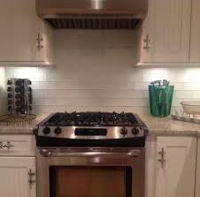 Kitchen Backsplash Cost by Interior Best Subway Tile Backsplash Ideas Only On White Subway