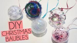 diy 5 fillable glitter bauble ideas joanna