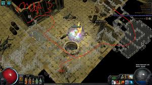 Map Customizer Sunday 06 03 Merciless Labyrinth Maps Pathofexile