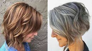 layered hairstyles 50 2018 haircuts for older women over 50 new trend hair ideas 2018