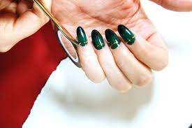 wah u0027s guide to classy christmas nails i d